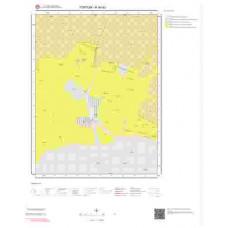 H 46-d3 Paftası 1/25.000 ölçekli Jeoloji Haritası