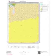 H 46-d4 Paftası 1/25.000 ölçekli Jeoloji Haritası