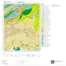H 47 Paftası 1/100.000 ölçekli Jeoloji Haritası