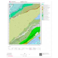 H 47-a1 Paftası 1/25.000 ölçekli Jeoloji Haritası