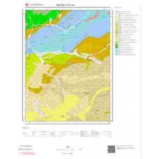 H47a4 Paftası 1/25.000 Ölçekli Vektör Jeoloji Haritası