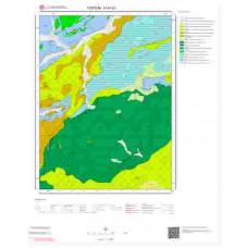 H47b1 Paftası 1/25.000 Ölçekli Vektör Jeoloji Haritası