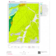 H47b2 Paftası 1/25.000 Ölçekli Vektör Jeoloji Haritası