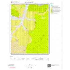 H47b3 Paftası 1/25.000 Ölçekli Vektör Jeoloji Haritası