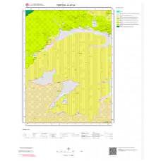 H47b4 Paftası 1/25.000 Ölçekli Vektör Jeoloji Haritası