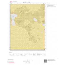 H47c1 Paftası 1/25.000 Ölçekli Vektör Jeoloji Haritası