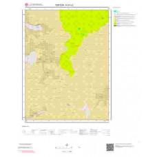 H47c2 Paftası 1/25.000 Ölçekli Vektör Jeoloji Haritası
