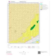 H47c3 Paftası 1/25.000 Ölçekli Vektör Jeoloji Haritası
