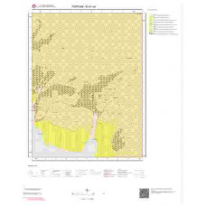 H47c4 Paftası 1/25.000 Ölçekli Vektör Jeoloji Haritası