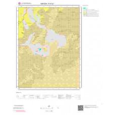 H47d1 Paftası 1/25.000 Ölçekli Vektör Jeoloji Haritası