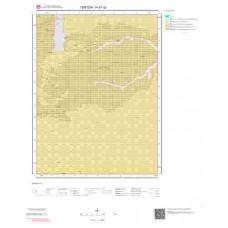 H47d2 Paftası 1/25.000 Ölçekli Vektör Jeoloji Haritası