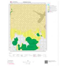 H47d3 Paftası 1/25.000 Ölçekli Vektör Jeoloji Haritası