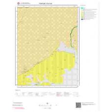 H47d4 Paftası 1/25.000 Ölçekli Vektör Jeoloji Haritası