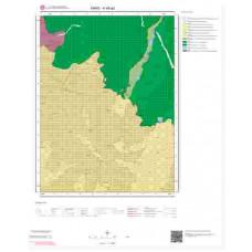 H48a2 Paftası 1/25.000 Ölçekli Vektör Jeoloji Haritası