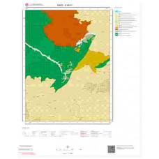 H 48-b1 Paftası 1/25.000 ölçekli Jeoloji Haritası