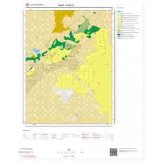 H 48-b2 Paftası 1/25.000 ölçekli Jeoloji Haritası