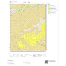 H48c3 Paftası 1/25.000 Ölçekli Vektör Jeoloji Haritası