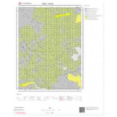 H 50-b2 Paftası 1/25.000 ölçekli Jeoloji Haritası