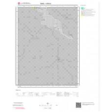 H 50-b3 Paftası 1/25.000 ölçekli Jeoloji Haritası