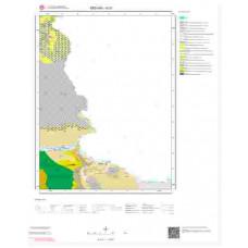 H51 Paftası 1/100.000 Ölçekli Vektör Jeoloji Haritası