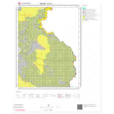 H51a1 Paftası 1/25.000 Ölçekli Vektör Jeoloji Haritası