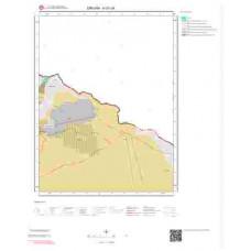 H51c4 Paftası 1/25.000 Ölçekli Vektör Jeoloji Haritası