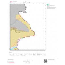 H51d2 Paftası 1/25.000 Ölçekli Vektör Jeoloji Haritası