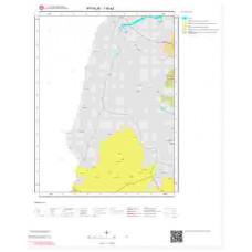 I16a2 Paftası 1/25.000 Ölçekli Vektör Jeoloji Haritası