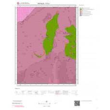 I17c1 Paftası 1/25.000 Ölçekli Vektör Jeoloji Haritası
