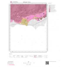 I17c4 Paftası 1/25.000 Ölçekli Vektör Jeoloji Haritası
