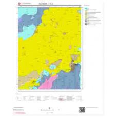 I19a1 Paftası 1/25.000 Ölçekli Vektör Jeoloji Haritası
