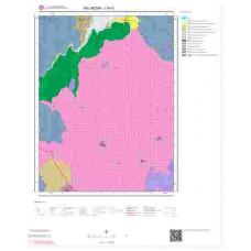 I19b1 Paftası 1/25.000 Ölçekli Vektör Jeoloji Haritası
