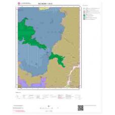 I20a1 Paftası 1/25.000 Ölçekli Vektör Jeoloji Haritası