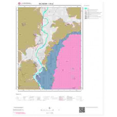I20a2 Paftası 1/25.000 Ölçekli Vektör Jeoloji Haritası