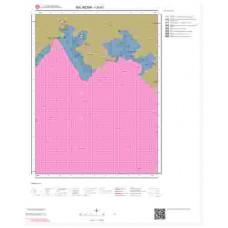 I20b1 Paftası 1/25.000 Ölçekli Vektör Jeoloji Haritası