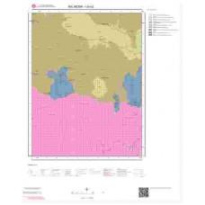I20b2 Paftası 1/25.000 Ölçekli Vektör Jeoloji Haritası
