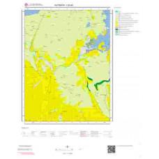 I22a3 Paftası 1/25.000 Ölçekli Vektör Jeoloji Haritası