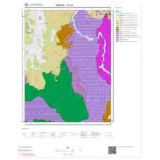 I27a2 Paftası 1/25.000 Ölçekli Vektör Jeoloji Haritası