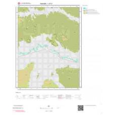 I27c1 Paftası 1/25.000 Ölçekli Vektör Jeoloji Haritası