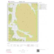 I27c4 Paftası 1/25.000 Ölçekli Vektör Jeoloji Haritası