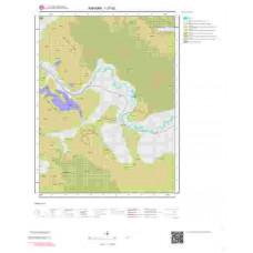 I27d2 Paftası 1/25.000 Ölçekli Vektör Jeoloji Haritası