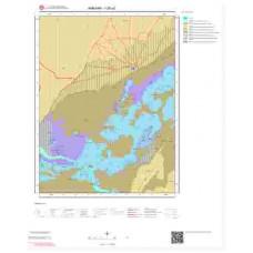 I28a2 Paftası 1/25.000 Ölçekli Vektör Jeoloji Haritası
