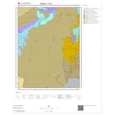 I28b1 Paftası 1/25.000 Ölçekli Vektör Jeoloji Haritası