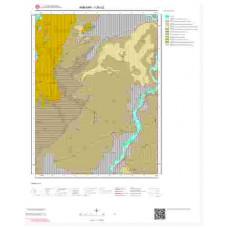 I28b2 Paftası 1/25.000 Ölçekli Vektör Jeoloji Haritası