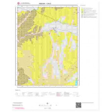 I29a1 Paftası 1/25.000 Ölçekli Vektör Jeoloji Haritası