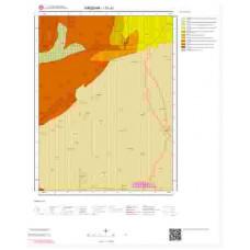 I31a1 Paftası 1/25.000 Ölçekli Vektör Jeoloji Haritası