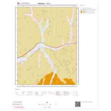 I31b1 Paftası 1/25.000 Ölçekli Vektör Jeoloji Haritası