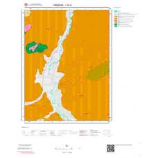 I32a1 Paftası 1/25.000 Ölçekli Vektör Jeoloji Haritası