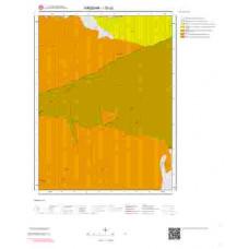 I32a2 Paftası 1/25.000 Ölçekli Vektör Jeoloji Haritası