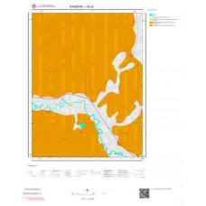 I32a3 Paftası 1/25.000 Ölçekli Vektör Jeoloji Haritası